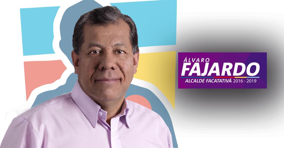 Álvaro Fajardo 2016 - 2019