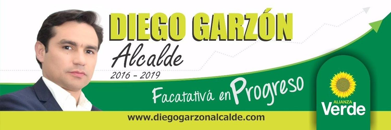 Diego Hernán Garzón Plazas 2016 - 2019
