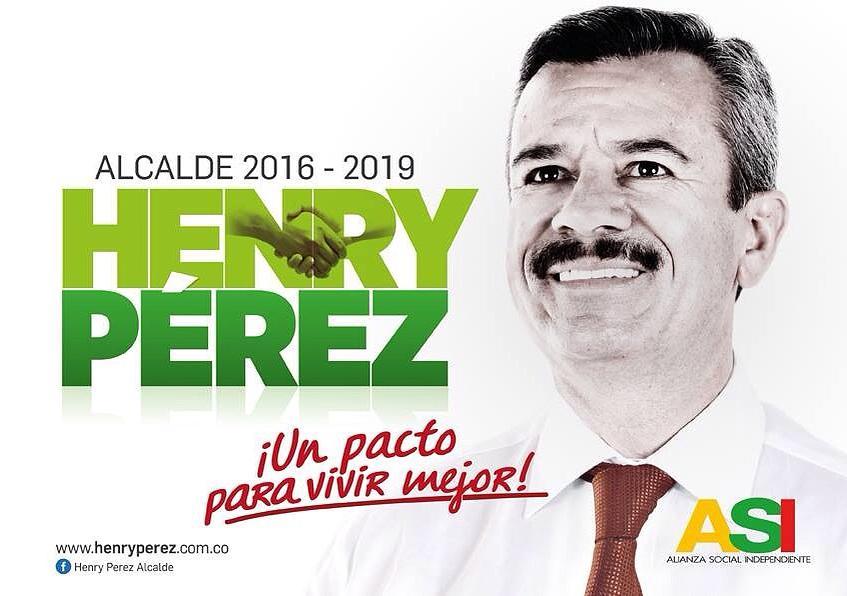Henry Perez 2016-2019